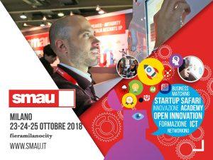 Smau 2018 @ FieraMilanoCity | Milano | Lombardia | Italia