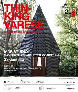 Thinking Varese 2019 @ Fai Villa e Collezione Panza