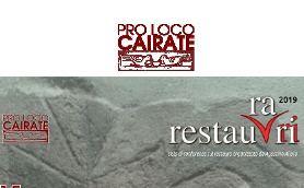 Restauri Rari - Lorenzone Armigliato @ Auditorium del Monastero S. Maria Assunta