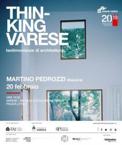 Martino Pedrozzi @ Fai Villa e Collezione Panza