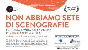 Non abbiamo sete di scenografie @ Teatro Nuovo Varese