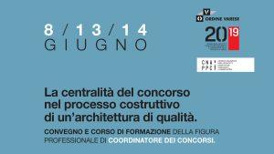 Convegno Coordinatore dei Concorsi @ CCIAA Varese, sala Campiotti