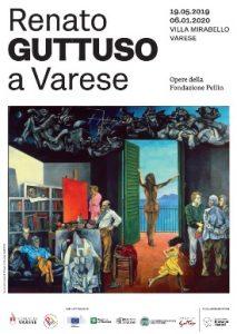Renato Guttuso a Varese - Visita guidata @ Musei Civici Villa Mirabello