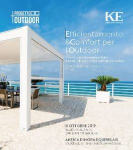 Efficientamento & Comfort per l'Outdoor @ Antica Dimora Equirelais