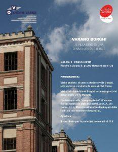 Visita guidata a Varano Borghi @ Varano Borghi