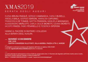 Xmas 2019 @ Villa Andrea, Ville Ponti, Varese