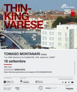 Tomaso Montanari @ Webinair sincrono